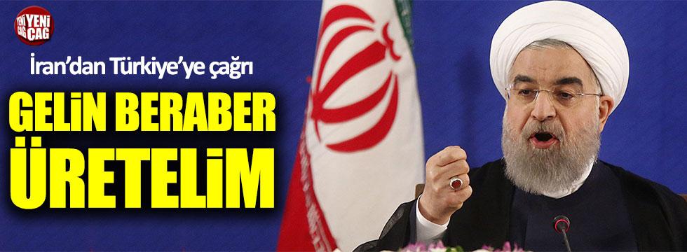 Ruhani'den Türkiye'ye çağrı