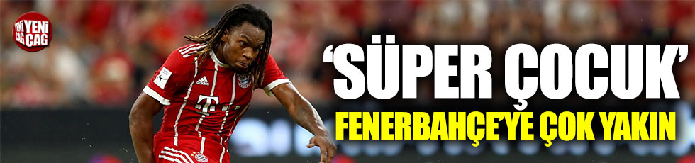 Fenerbahçe'de hedef Renato Sanches