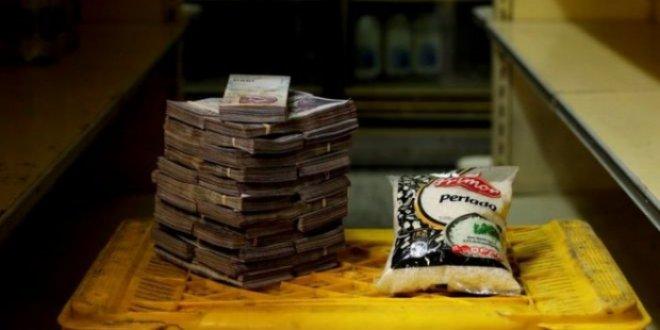 Venezuela'da enflasyonla mücadele uygulamaya kondu