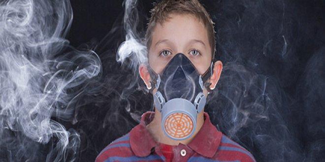 Çocukken sigaraya maruz kalmak hastalık nedeni!