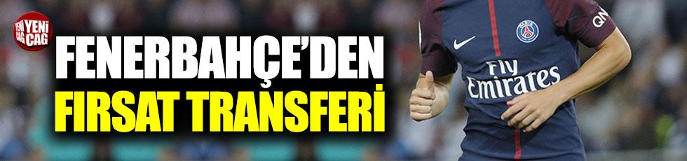Fenerbahçe'den fırsat transferi