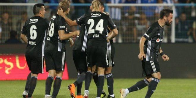 Beşiktaş - Partizan maçının hakemi açıklandı
