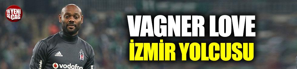 Vagner Love Göztepe'ye çok yakın