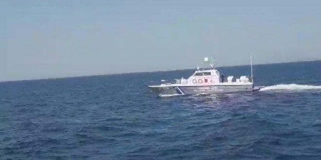 Türk balıkçılara Yunan sahil Güvenlik'ten taciz ateşi
