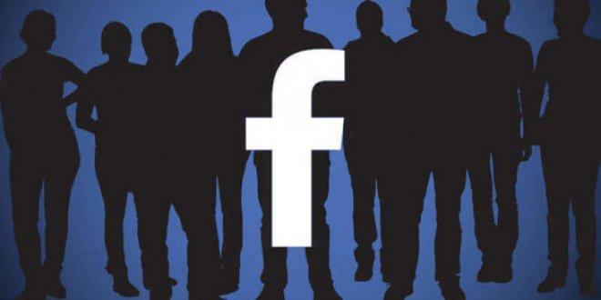 Facebook bazı 'şüpheli' hesapları sildi