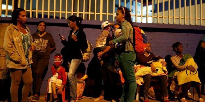Türkiye'den Venezuela'ya destek mesajı