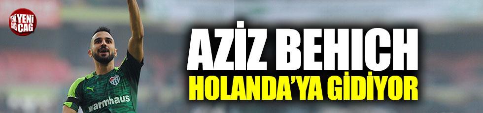 Aziz Behich Hollanda'ya gidiyor