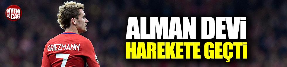 Bayern Münih Griezmann için harekete geçti