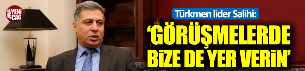 Türkmenler yeni hükümet görüşmelerinde yer almak istiyor