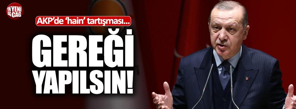 AKP'de Hamza Dağ tartışması