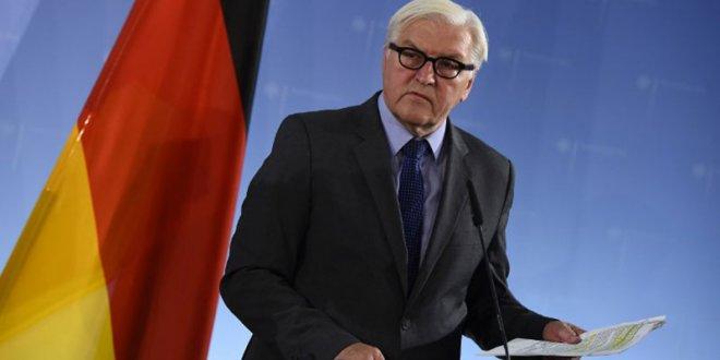 """Almanya Cumhurbaşkanı'ndan ülkesine eleştiri: """"Utanç verici"""""""
