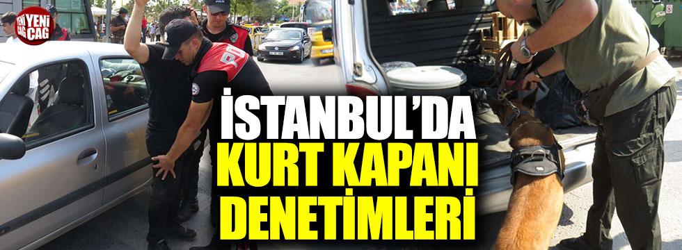 İstanbul'da büyük denetim
