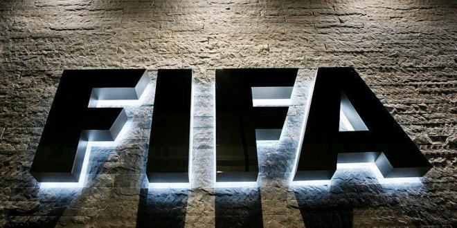 FIFA'dan Filistin'e men cezası