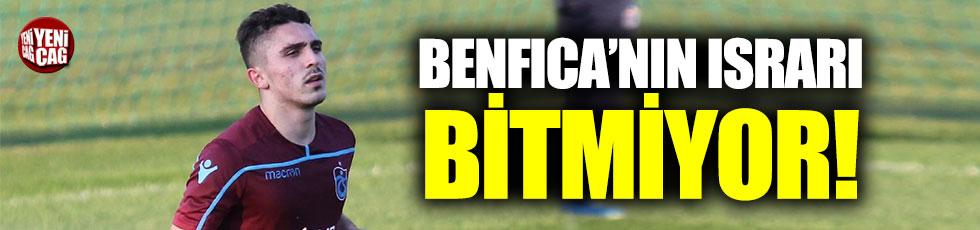 Benfica Abdülkadir'de ısrarcı