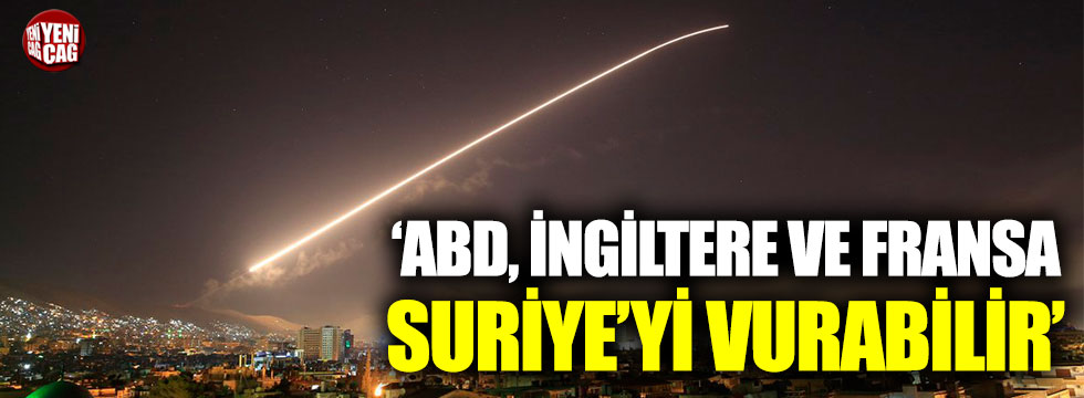 Rusya'dan Suriye'ye müdahale açıklaması