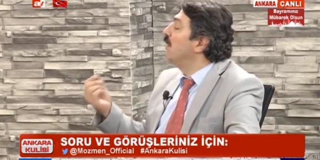 Akit TV'de konuşan Suriyeli gazeteciden şok itiraf!