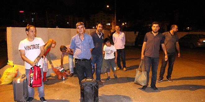 İstanbul yolcularını Şanlıurfa'da bıraktı