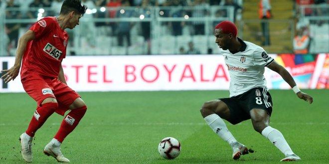 Dolmabahçe'deki gol yağmurundan Antalyaspor çıktı