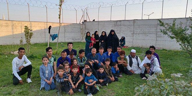 Van'da 136 kaçak göçmen yakalandı