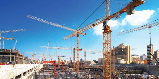 İnşaat sektörüne güven yüzde 10,7 düştü