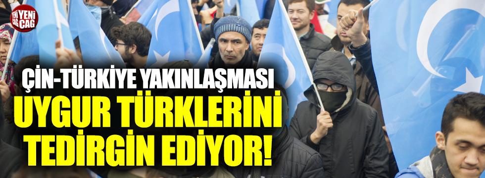 Çin-Türkiye yakınlaşması Uygur Türklerini tedirgin ediyor