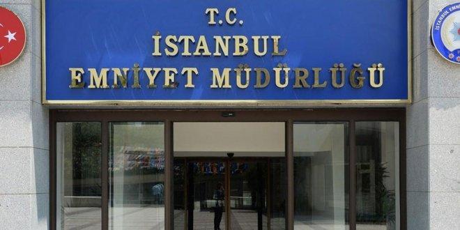 İstanbul emniyetinde 'değişim' iddiası