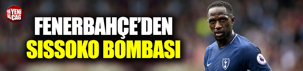 Fenerbahçe Sissoko ile anlaştı