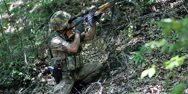 PKK'nın kâbusu JÖH timleri Karadeniz'de