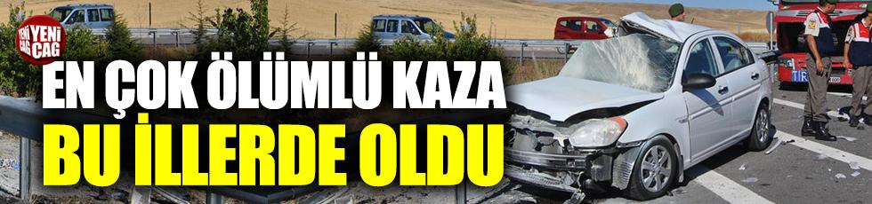 İçişleri Bakanlığı'ndan trafik kazası açıklaması