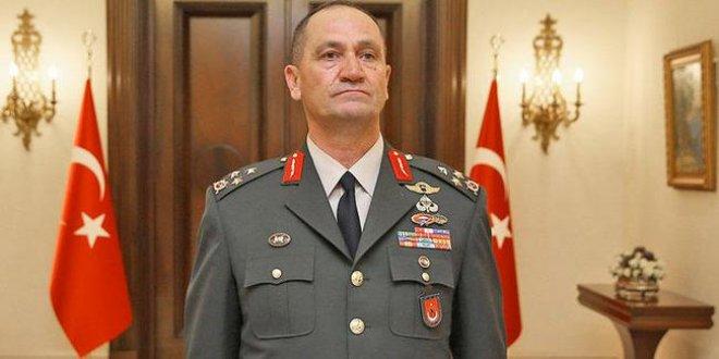 Temel'in apoletini Erdoğan takacak