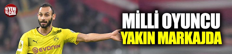 Galatasaray'da hedef Ömer Toprak