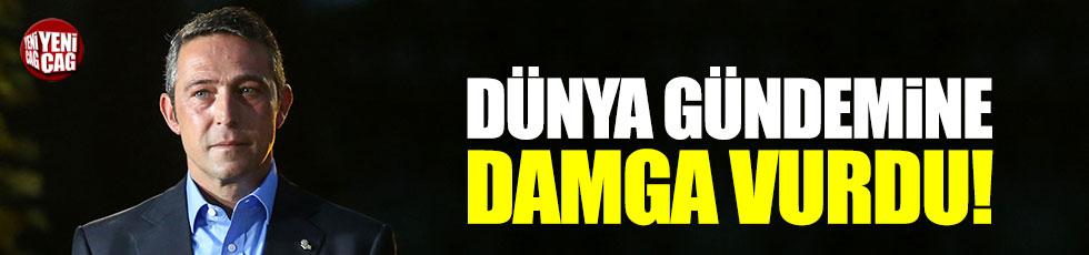 Fenerbahçelilerden Ali Koç'a büyük destek