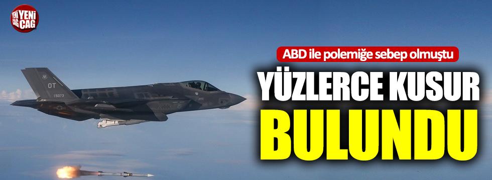 F-35'ler ile ilgili büyük şüphe