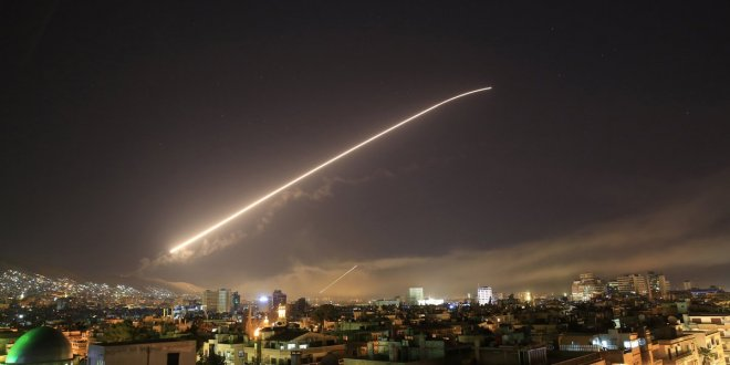 Rusya'dan Suriye'ye saldırı açıklaması
