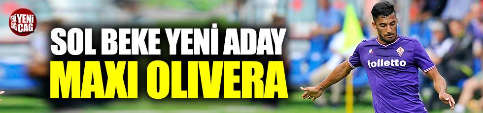 Fenerbahçe'de sol beke aday Maxi Olivera