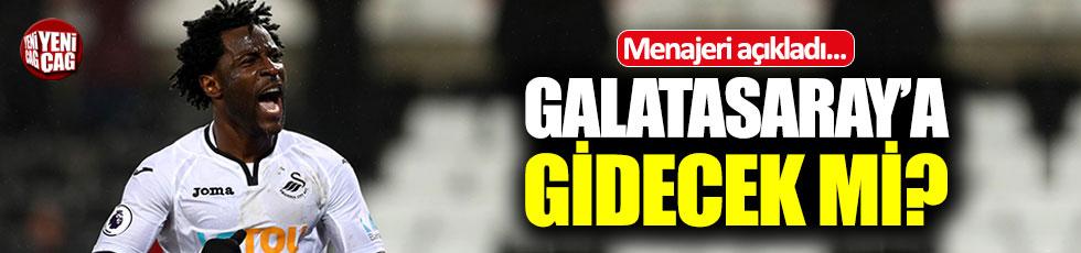 Bony Galatasaray'a gidecek mi? Menajeri açıkladı