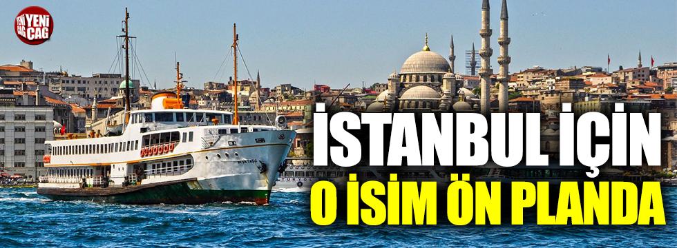 İstanbul için Yıldırım ön planda