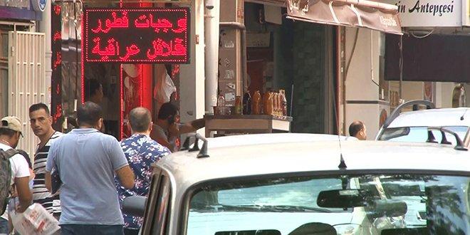 Arapça tabelalar artmaya devam ediyor