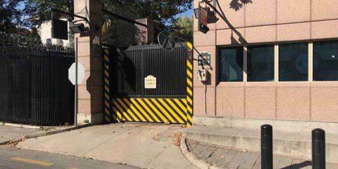 ABD Büyükelçiliği'ne saldırıda yeni gelişme