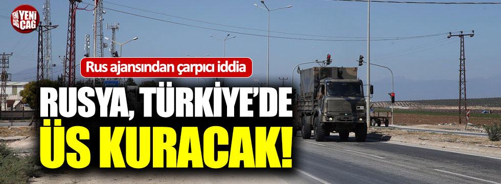 """""""Erdoğan, Türkiye'de bir Rus askeri üssü kurmaya hazır"""""""