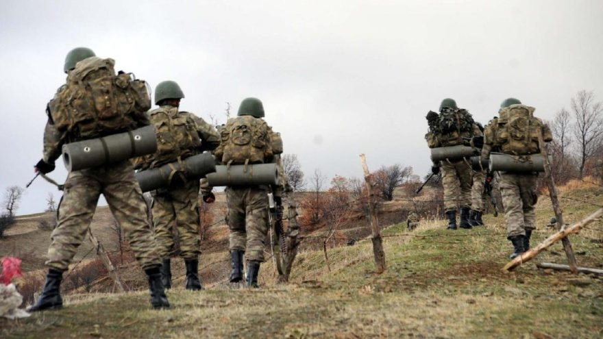 Diyarbakır'da PKK'ya operasyon
