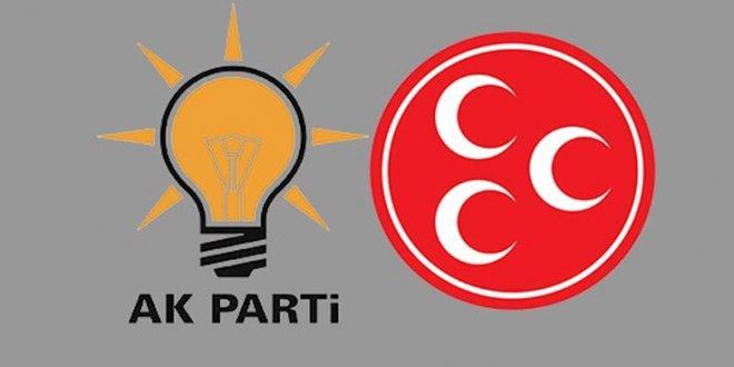MHP ittifak değil AKP'ye iltihak etsin