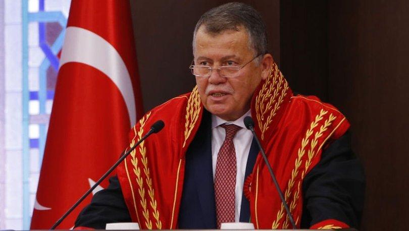 Yargıtay Başkanı Cirit'ten Brunson mesajı