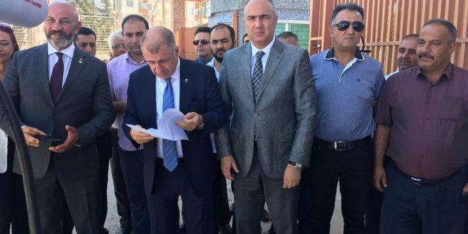 """İYİ Partili Özdağ: """"Suriyeliler milletin parasıyla tatil yapıyor"""""""