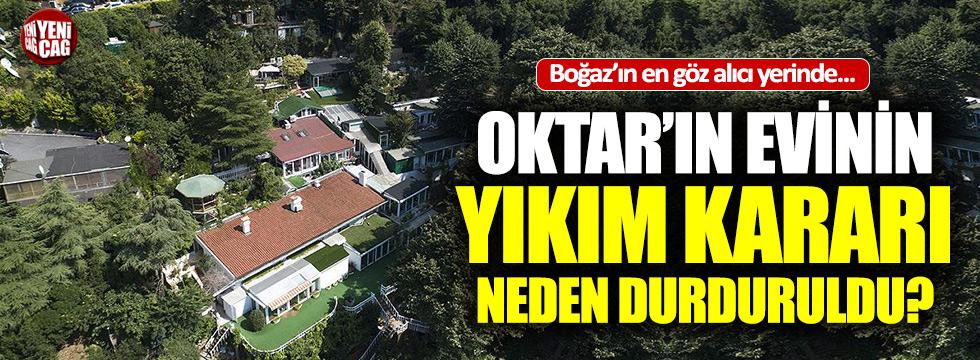Adnan Oktar'ın evinin yıkımı neden durduruldu?