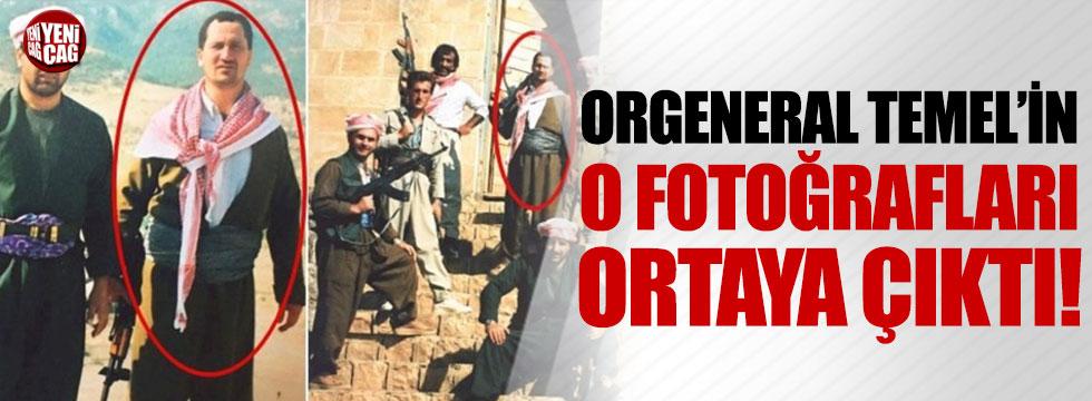 Orgeneral Temel'in o fotoğrafları ortaya çıktı!