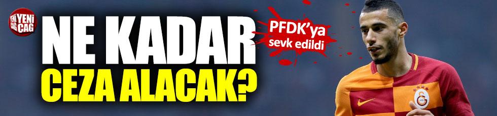 Belhanda ve Emre Belözoğlu, PFDK'ya sevk edildi