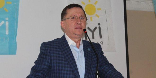 İYİ Partili Lütfü Türkkan Halkbank skandalını Meclis'e taşındı