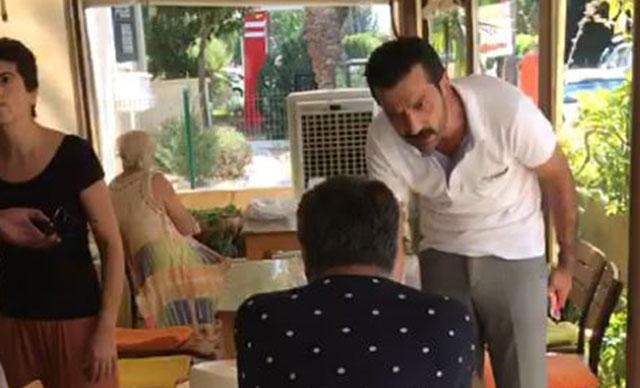 KKTC'ye dönen Barbaros Şansal'a sert tepki