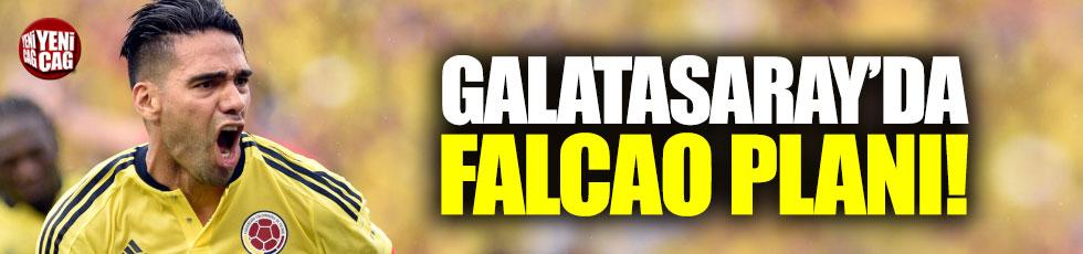 Galatasaray'da hedef Falcao